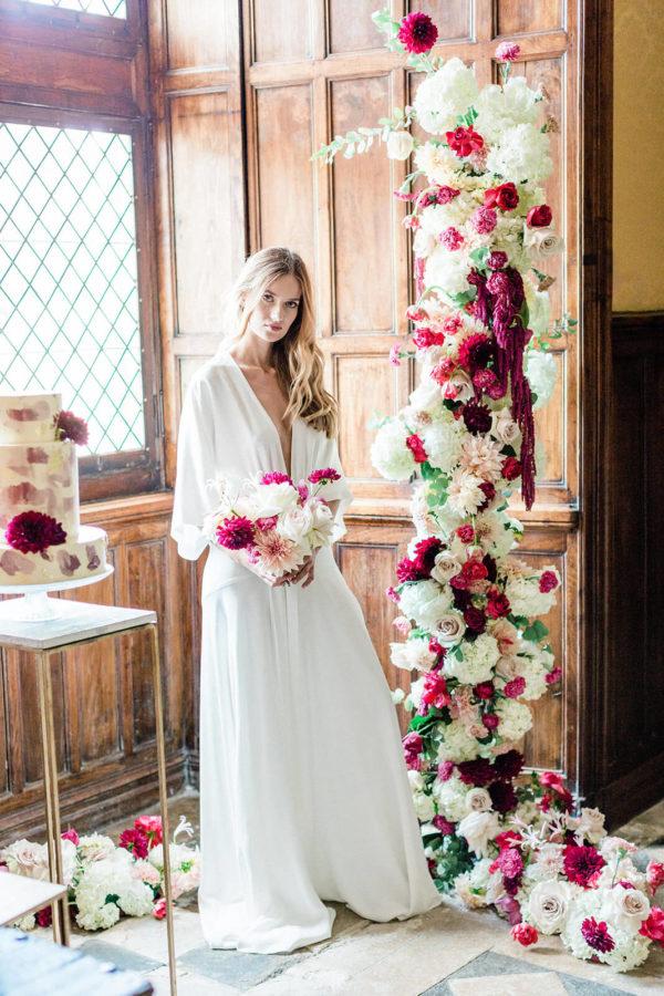 gateau mariage toulouse au chateau saint martory