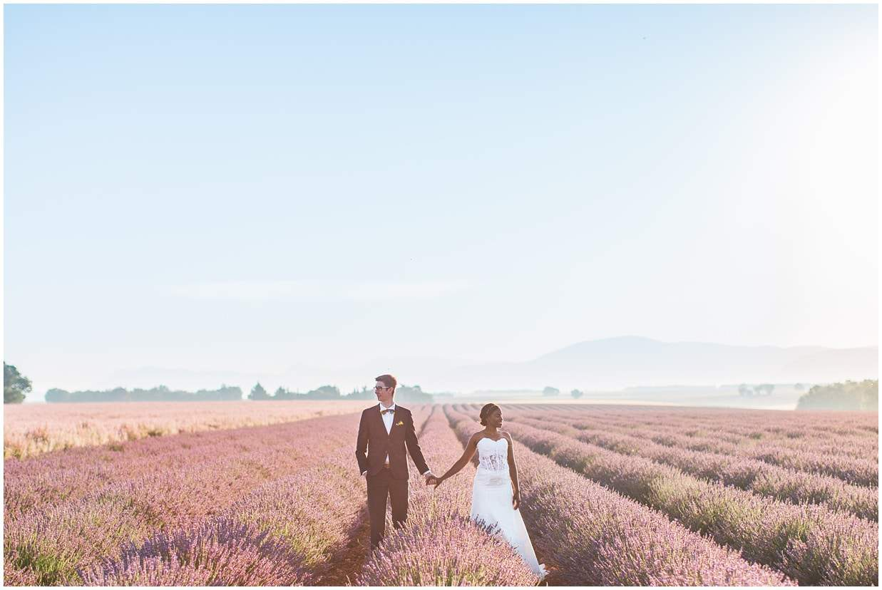 Lavender fields, shooting couple, couple picture