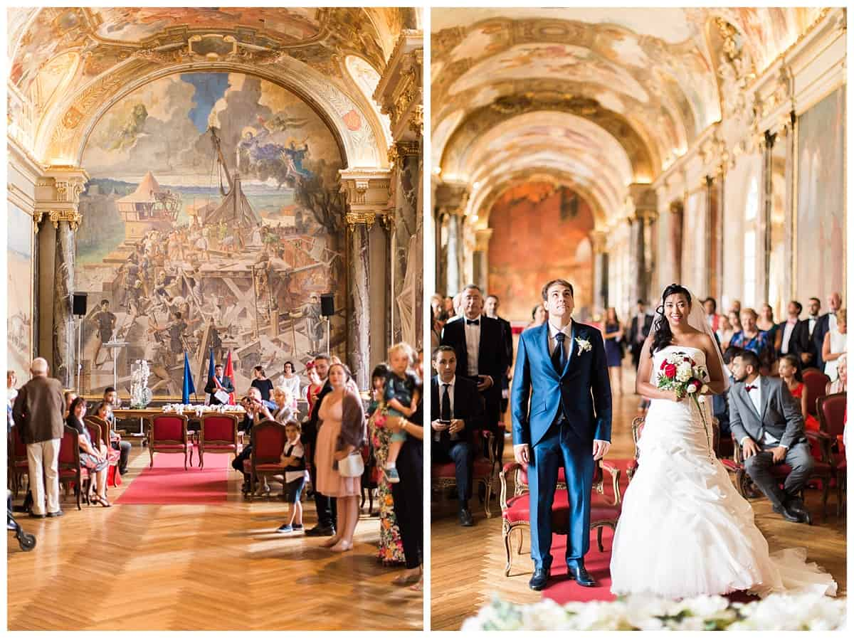 wedding chateau caumont