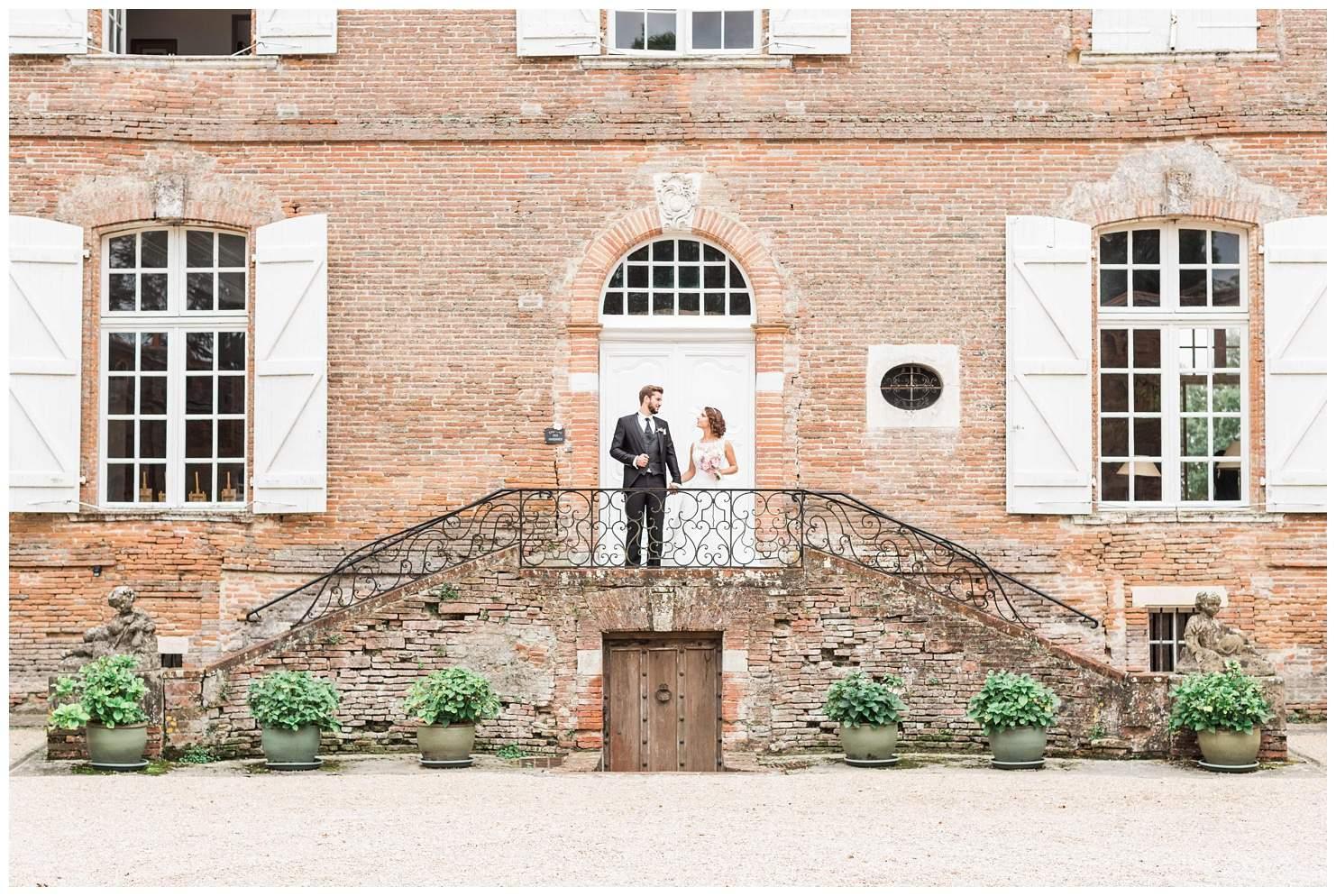mariage au château des Varennes