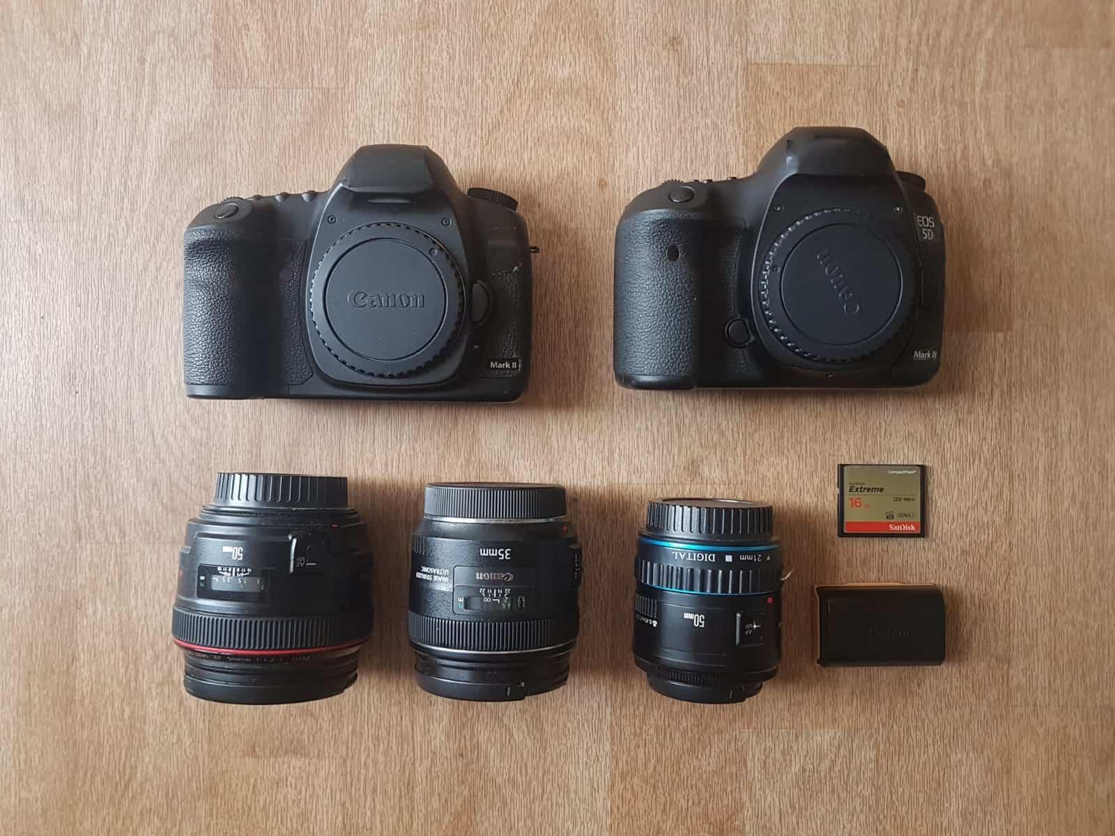 matériel photographe à Toulouse