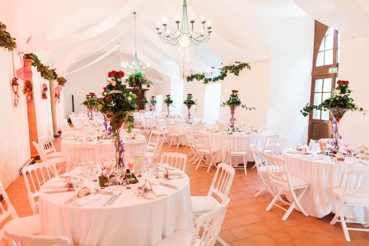 lieu de réception de mariage