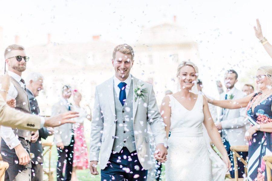 sortie mariage cérémonie laique au château de Varennes