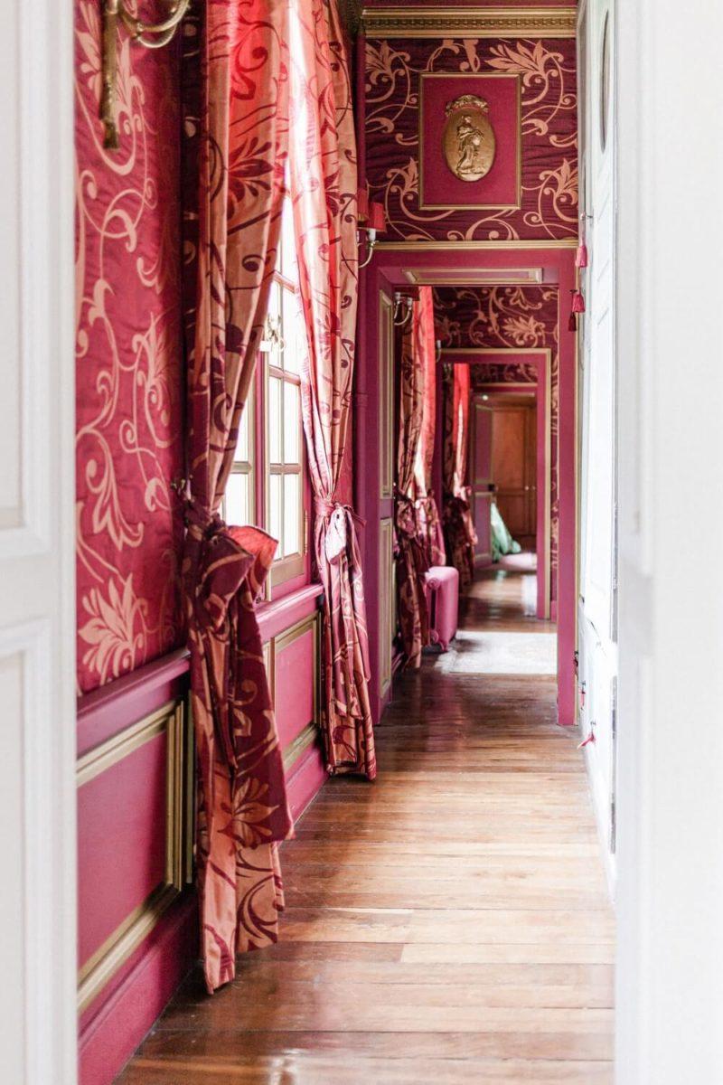 couloir au chateau le buisson garembourg