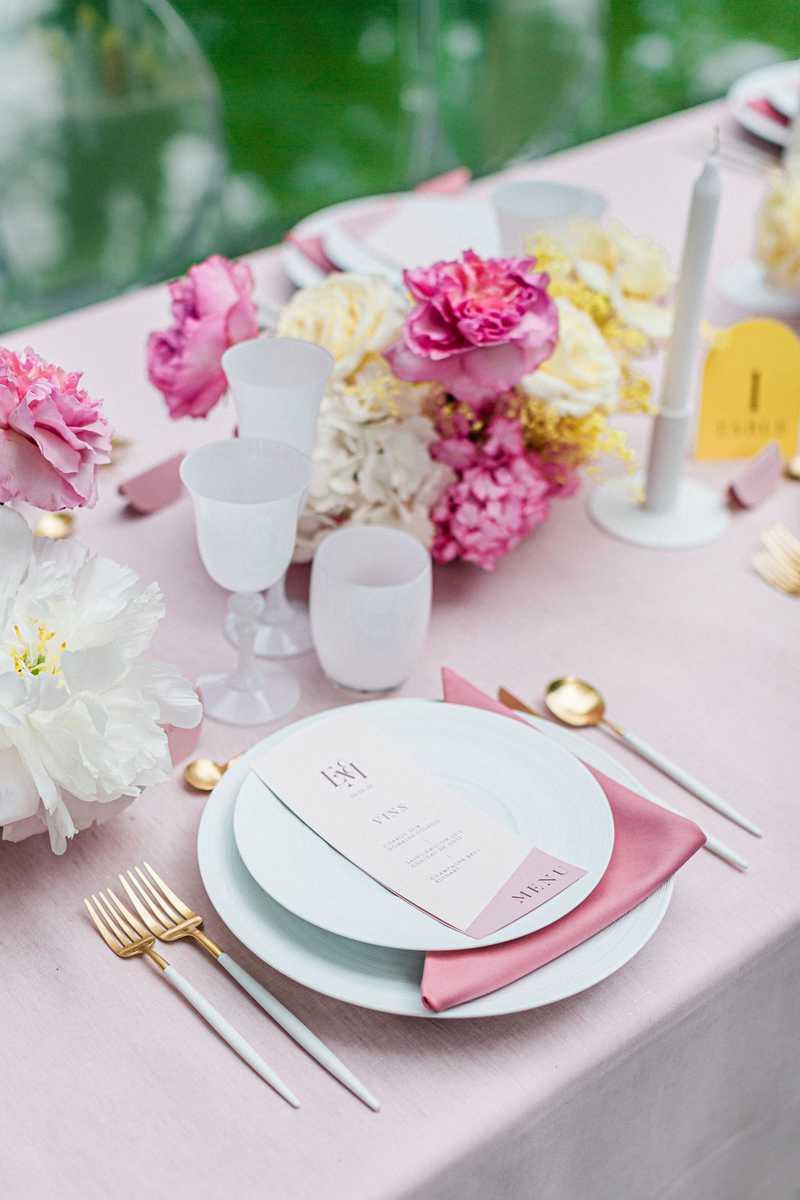 assiette decoration table du chateau de roquefoulet