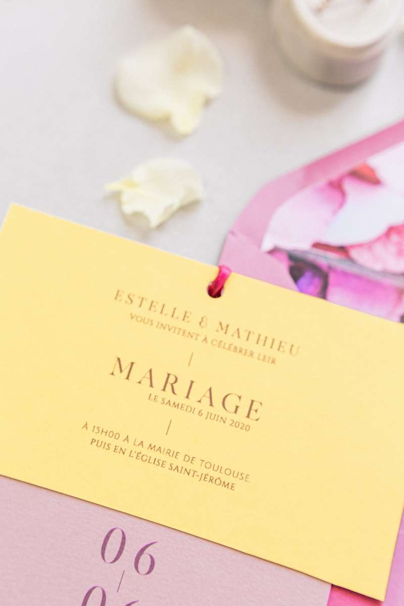 carterie mariage