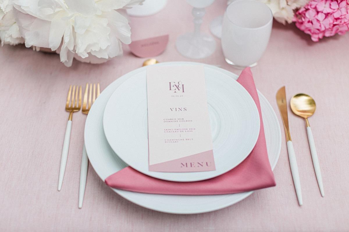 decoration table de mariage options